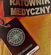 Zabezpieczenie medyczne programu Milionerzy.