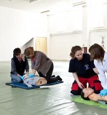 Szkolenie z pierwszej pomocy w SOTO