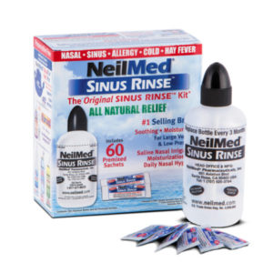 Sinus rinse izotoniczny zestaw podstawowy dla dorosłych